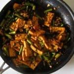 Tofu and Asparagus Stir-Fry Recipe