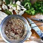 Quinoa with Brassicas and Tofu Recipe