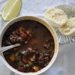 Black Bean and Chipotle Chili Recipe