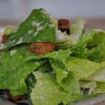 Egg-less Caesar Salad Recipe