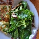 English Pea and Tarragon Fritatta Recipe