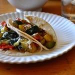 Summer Squash Mexican Tacos Recipe