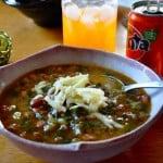 Green Tomato and Beef Chili Recipe