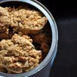 5 Ingredient Cookies {Dairy-Free, Gluten-Free}