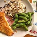 Crispy Parmesan-Crusted Fish