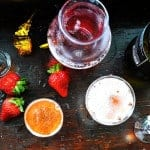 Strawberry Prosecco Punch Recipe