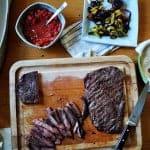 Classic Steak Fajitas Recipe