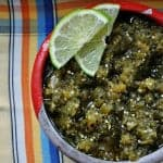 Charred Tomatillo Salsa Recipe