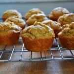 Pumpkin Corn Muffins + Thanksgiving Round-Up