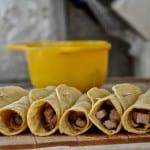 3-Ingredient Pork Flautas
