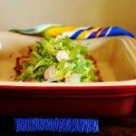 Black Bean Enchiladas in Pipián Verde {Vegan, Gluten-Free}