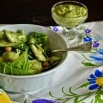 Creamy Avocado Dressing Recipe