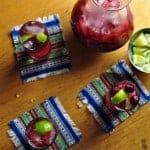 Sour Cherry Caipirinha