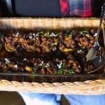 Birria Stuffed Eggplant Recipe