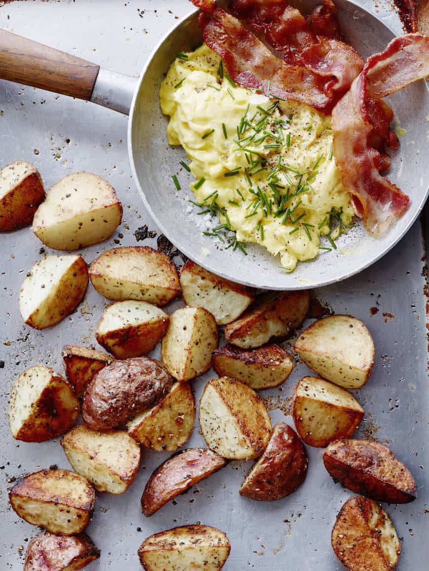 Breakfast Potatoes from What's Gaby Cooking