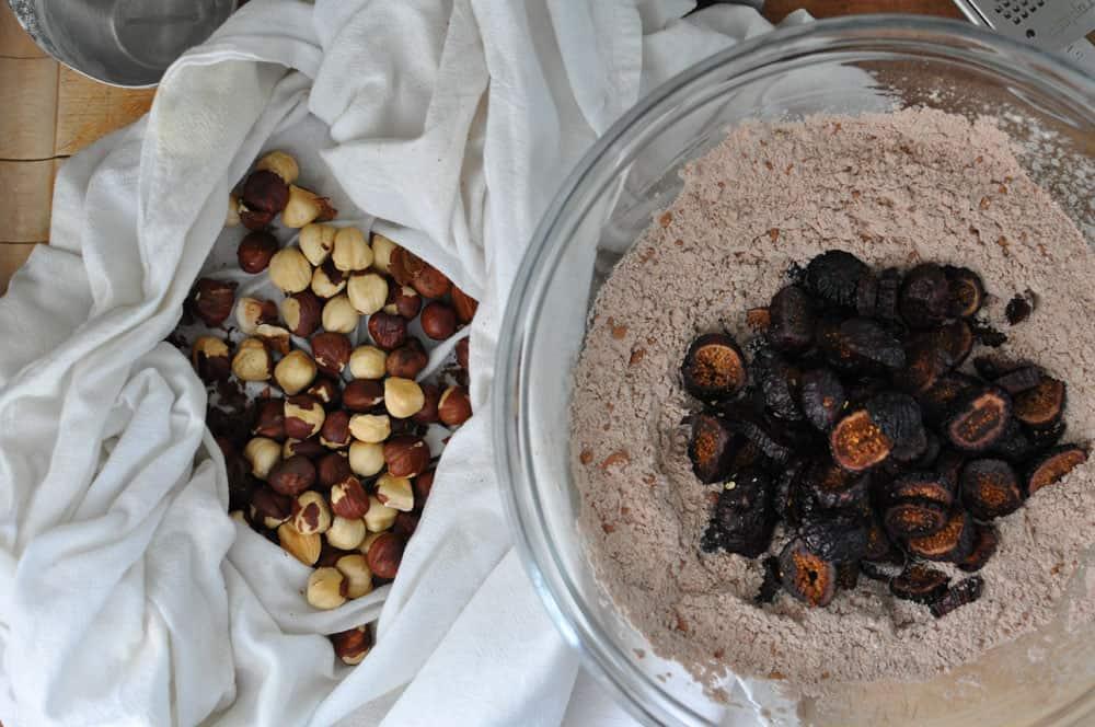 Hazelnuts and Figs