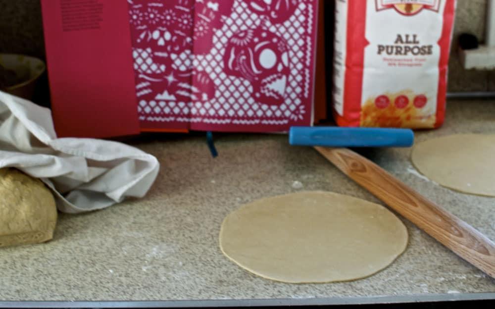 Mexico's Flour Tortillas