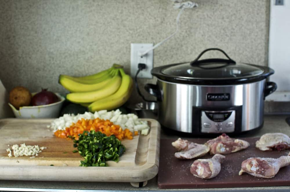 Soup Prep