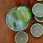 Mango-Lime Agua Fresca
