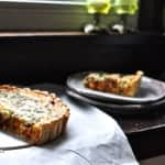 Sweet Potato and Chorizo Quiche Recipe