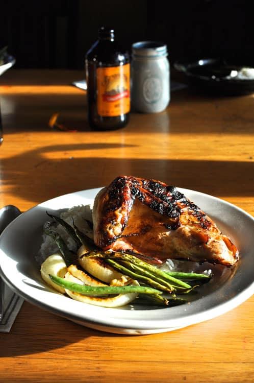 Cuban Grilled Chicken Recipe