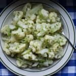 Warm Cauliflower Salad with Cumin Vinaigrette