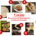 Mexican Cookbook Gift Guide + Big News