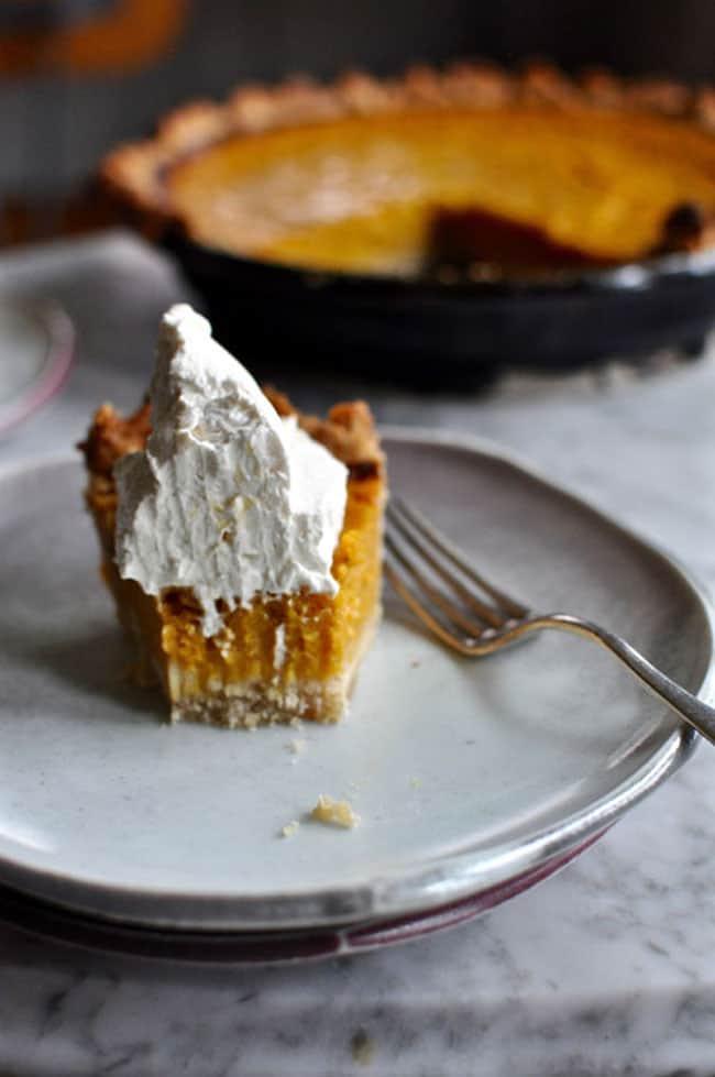 buttermilk pumpkin pie recipe