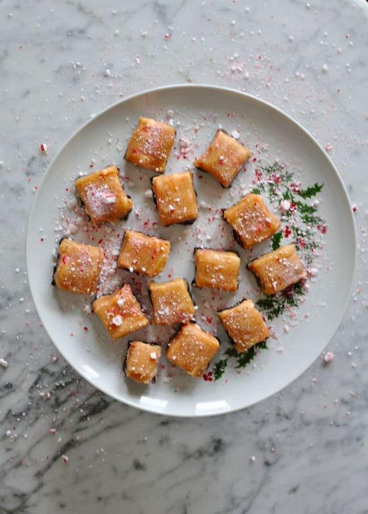 Peppermint Mocha Milk Fudge Recipe Jamoncillo