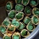 Sweet Lime Tamales