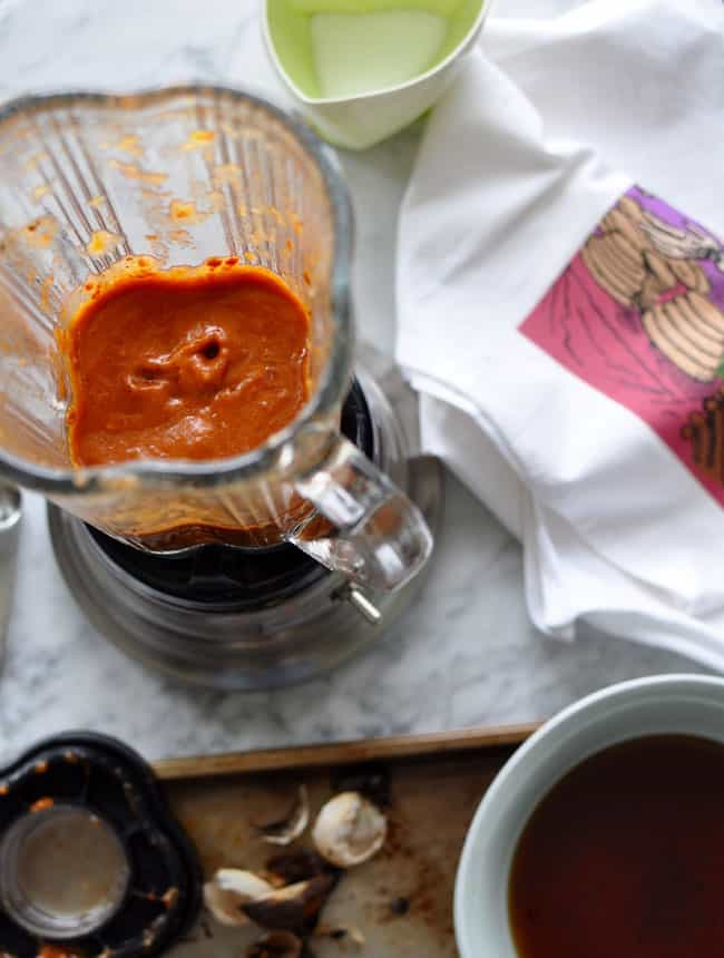Salsa Morita Recipe