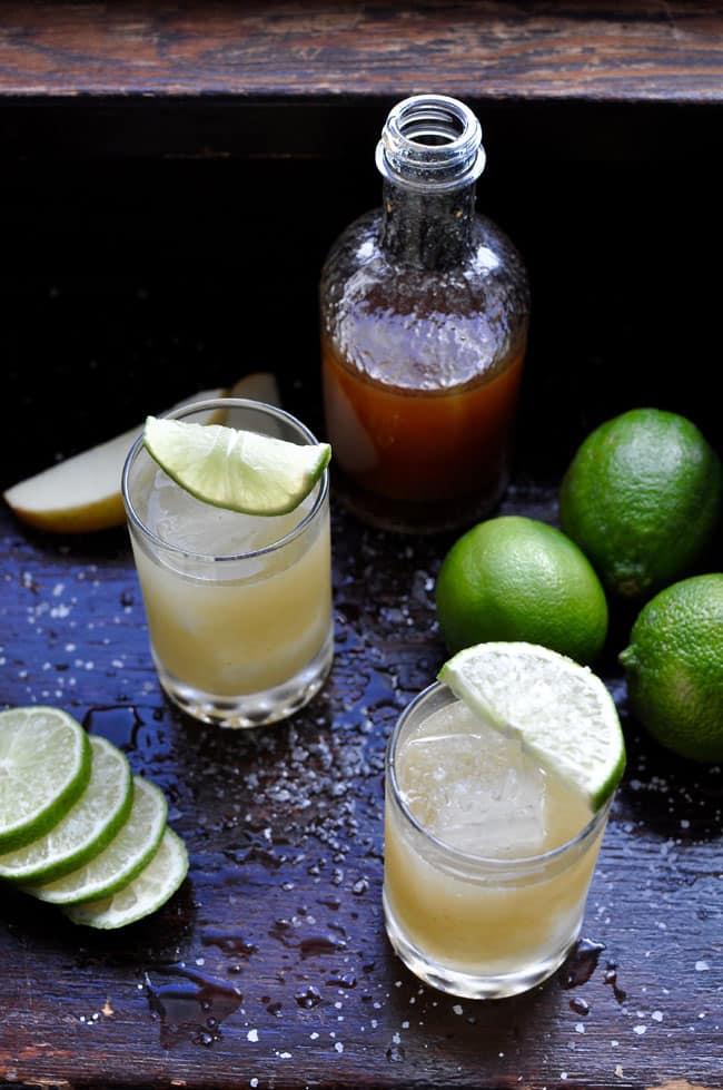 Apple Lime Margarita Recipe
