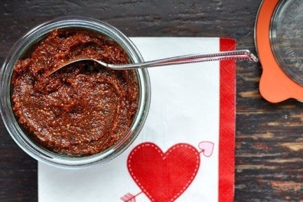 This fig chipotle jam might be the easiest jam you will ever make, not to mention one of the tastiest. It's great with everything from cheese to fried eggs.