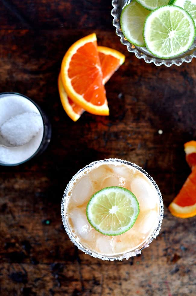 Morning Margarita Recipe