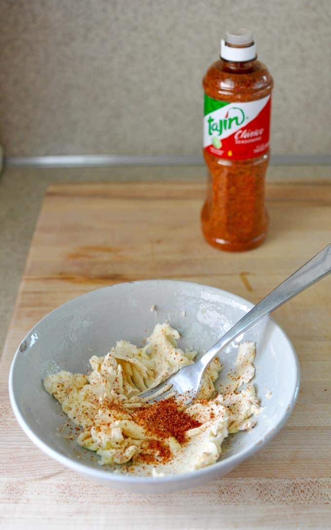 Artichokes with Tajin Butter Recipe