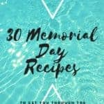 30 Memorial Day Recipes To Get You Through The Weekend