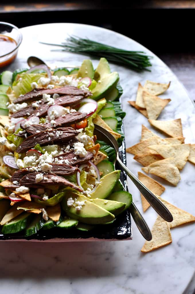 Salpicon Fattoush Recipe