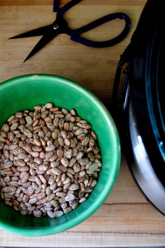 Slow Cooker Borracho Beans Recipe