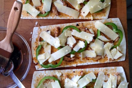 Honey Chipotle Grilled Chicken Pizza Recipe