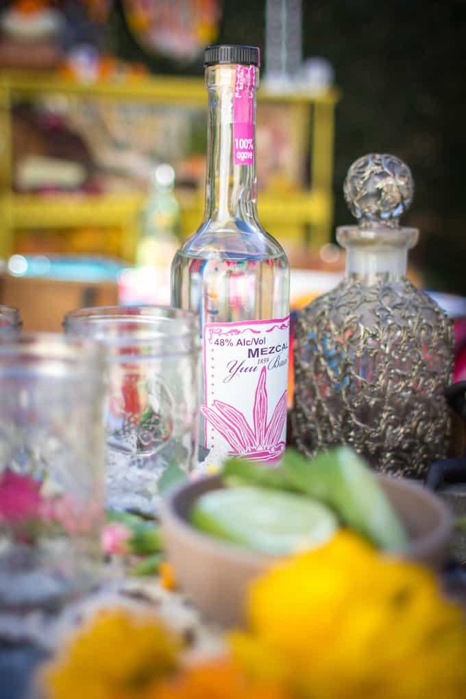 Marigold Mezcal Margarita Recipe
