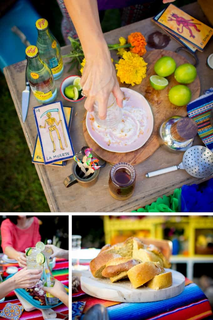 How To Throw A Dia de los Muertos Fiesta