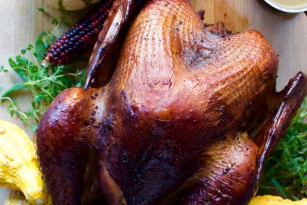 Smoked Thanksgiving Turkey Recipe