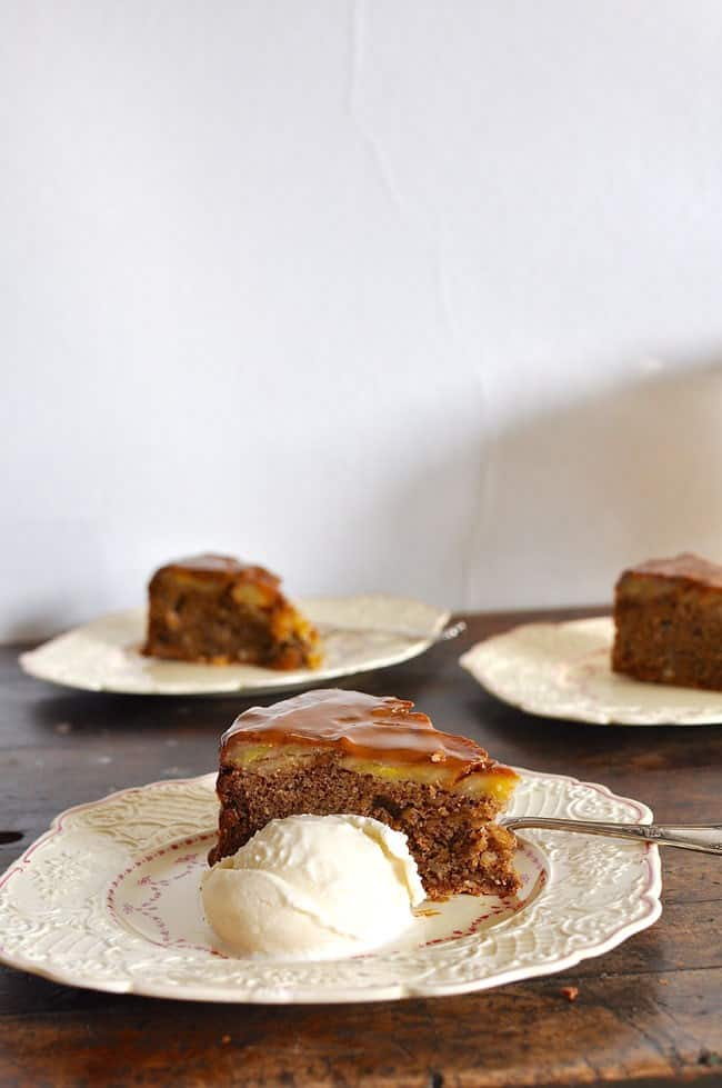 10 Best Recipes-Bananas Foster Cake Recipe from @holajalapeno