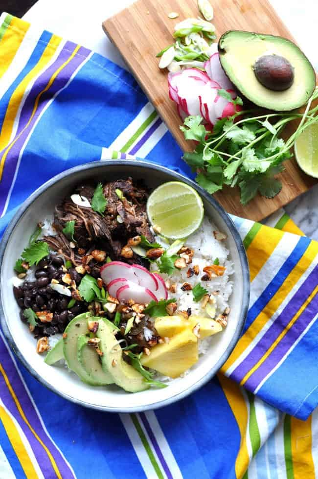 10 Best Recipes-Slow Cooker Carne Adobada from @holajalapeno