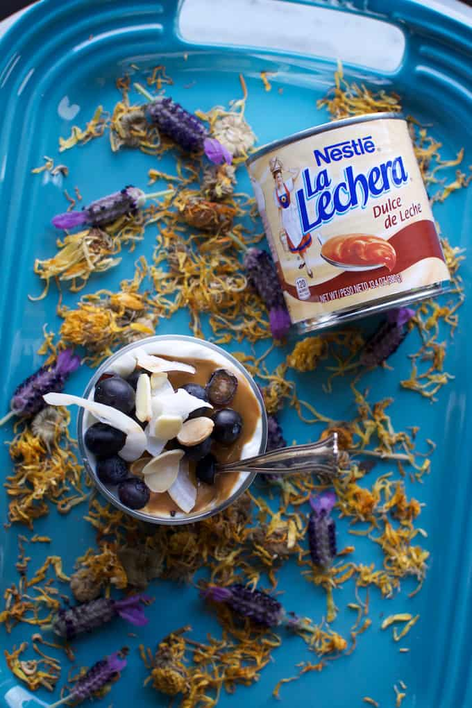 Dulce de Leche Yogurt Parfait Recipe