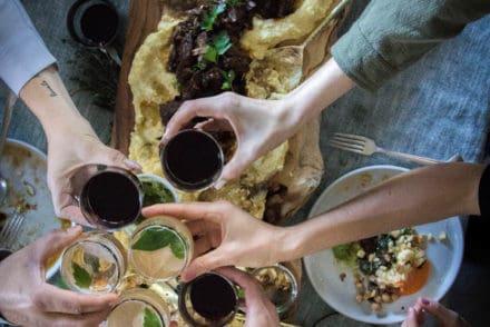 Fiesta: How To Throw An Italian Polenta Party