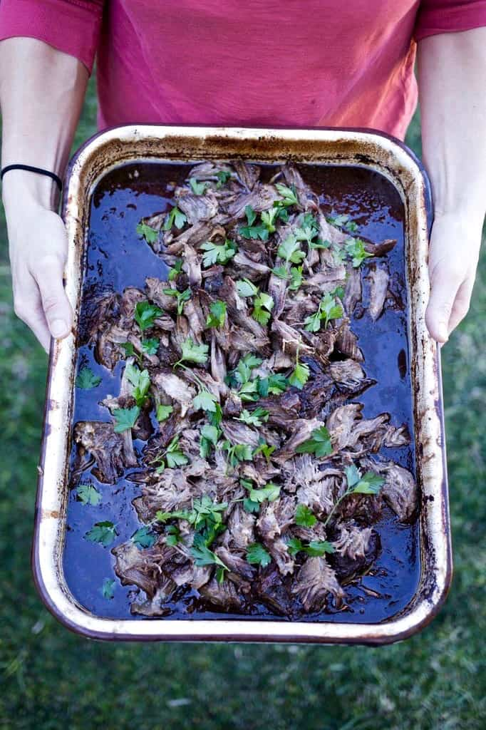 Beer-Braised Beef Barbacoa Recipe