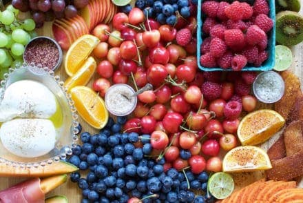 One thing Mexico and Italy have in common is their love of fresh fruit. This ultimate summer fruit board combines the two different styles in one board!