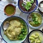 How To Make Chicken Mole Verde