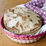 All the best tips and tricks for how to make tortillas at home. Homemade corn tortillas are a lot easier than you think and taste absolutely incredible! #corntortillas #howtomaketortillas #homemadetortillas #tortillarecipe #corntortillarecipe